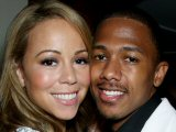 Mariah Carey and Nick Cannon at the Fashion Rocks After Party