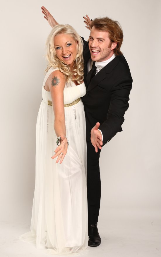 Inside Soap Awards Photoshoot 2008