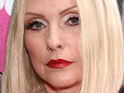 "Debbie Harry claims that Christina Aguilera is ""overtly sexual""."
