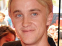 Tom Felton quips that being punched by Emma Watson in a Harry Potter film cost him street cred.