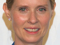 The Gay And Lesbian Alliance Against Defamation honours Cynthia Nixon at its awards.