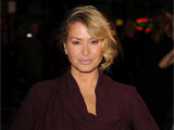 Anastacia attending the 'Tropic Thunder' film premiere in London