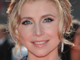 Sarah Chalke at the 60th Annual Primetime Creative Arts Emmy Awards