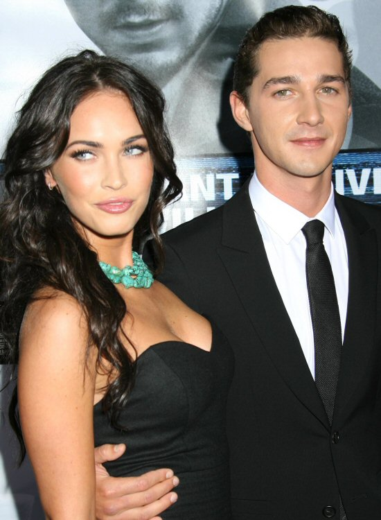 shia labeouf and megan fox 2011. Megan Fox and Shia LaBeouf at