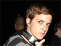 Samantha Ronson becomes angry while DJing a party after a drink is spilled on her turntables.
