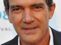Melanie Griffith jokes that Antonio Banderas will threaten their daughter's suitors with a shotgun.
