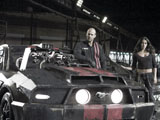 Death Race, Jason Statham, review