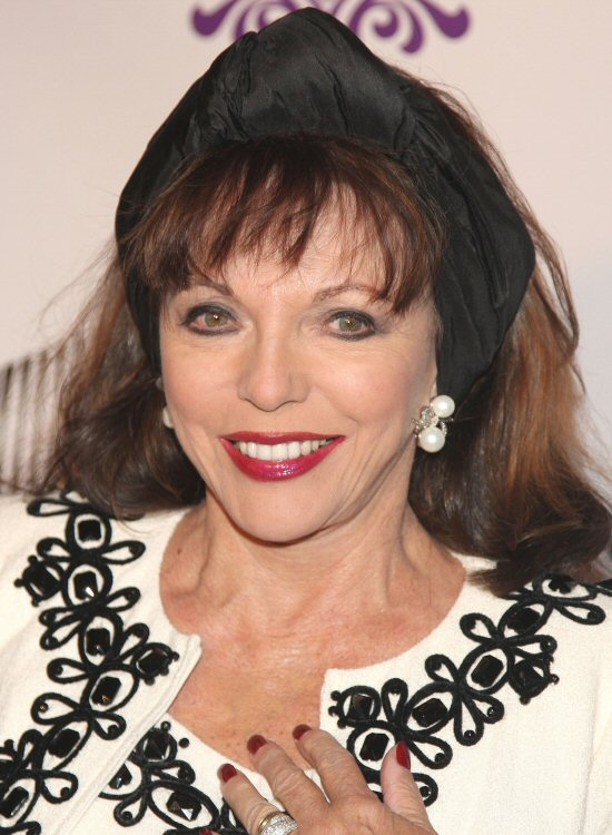 joan collins 2011. Joan Collins at the #39;Living