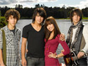 Demi Lovato and the Jonas Brothers embark on a Camp Rock-themed summer tour.