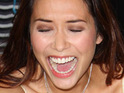 Myleene Klass reportedly has invisible braces fitted on her teeth.