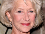 Dame Helen Mirren at the ITV Crime Thriller awards