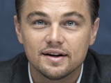 Leonardo DiCaprio at the 'Body of Lies' film press conference