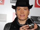 Adam Ant at the Q Awards