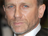Daniel Craig attending &#39;The Story of James Bond - A Tribute to Ian Fleming&#39; at The Palladium in London, Britain