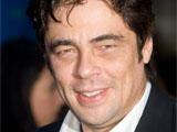 Benicio Del Toro attending the 'Che' Film Screening, 46th New York Film Festival, New York