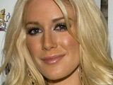 Heidi Montag hosts a benefit for Breast Cancer Research in Chicago