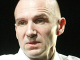 Ralph Fiennes playing the title role in 'Oedipus' at the National Theatre