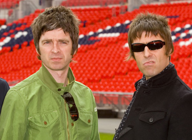 Oasis announce their Summer 2009 UK stadium tour