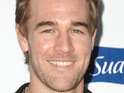 James Van Der Beek reveals that his first car was the subject of many jokes.
