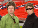 The band have not played together since 2009 when Noel Gallagher quit.