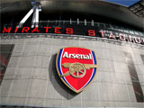 Arsenal, Emirates football stadium