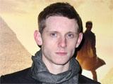 Jamie Bell, 'Jumper' premiere