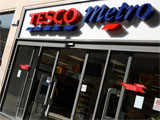 Tesco Store, tesco metro