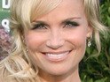 Kristin Chenoweth says that her kiss with Sean Hayes at Sunday night's Tony Awards was a response to homophobia.