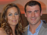Jo-Emma Larvin and Joe Calzaghe