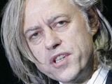 Bob Geldof addresses the Unesco Benefit Gala For Children in Germany