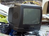 TV in skip