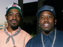 Outkast member Big Boi reportedly signs with Def Jam records.