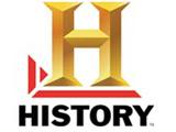 History logo, November 2008