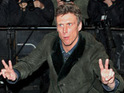Former Happy Mondays dancer Bez is convicted of assaulting his ex-girlfriend Monica Ward.