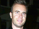 Gary Barlow arriving at the Ivy restaurant