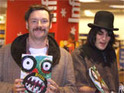 The Mighty Boosh stars reveal plans for a live appearance in London next week.