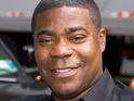 Comedian Tracy Morgan reveals that he is glad he didn't finish high school.