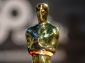 The Oscar winner for 'Best Documentary Short' is interrupted during their acceptance speech.
