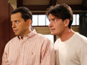 CBS's chief executive Les Moonves says ending the Two and a Half Men run early could be a good thing.