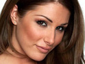 Lucy Pinder says she would have to tone down her glamour for a role in EastEnders.