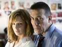 Kelly Reilly hints at a possible romance between Travis and Langton in Above Suspicion.