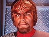 Lt Commander Worf