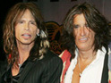 Aerosmith guitarist Joe Perry compares playing alongside Led Zeppelin's Jimmy Page to meeting the pope.