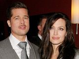 Brad Pitt and Angelina Jolie French premiere of 'The Curious Case of Benjamin Button'