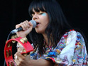 Bat for Lashes will play a gig before embarking on a series of festival shows.