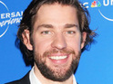 Actor John Krasinski is not appearing as Captain America in the forthcoming movie adaptation.