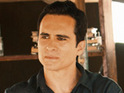 Nestor Carbonell admits that he can't wait to see what happens in the series finale of Lost.