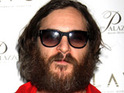 Joaquin Phoenix denies rumors that he is about to return to acting to play Edgar Allen Poe.