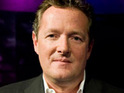 Piers Morgan has said that he thinks Cheryl Cole should look for men more like him.