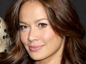 "Moon Bloodgood admits that she enjoyed playing a more ""cerebral"" role in Falling Skies."